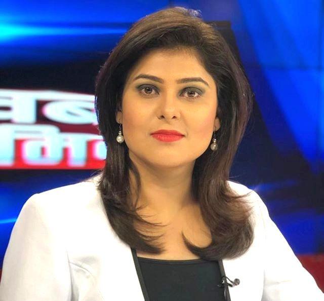 Nidhi Vasandani (Nachrichtensprecher) Alter, Freund, Ehemann, Familie, Biografie & mehr